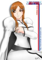 Orihime Inoue by FdR by StormFedeR