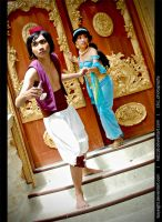 Aladdin: Escape by z3LLLL