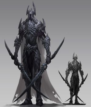 The tomb guardian by Tooth-w