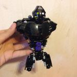 Onua, Master of Earth pre-redesign (WIP) 03 by TheBoltTron