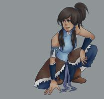 legend of korra by mediarahan