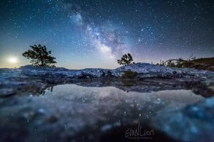 137: Celestial Reflections by FramedByNature