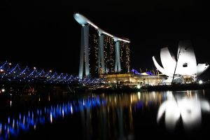 Marina Bay Sands by Leminton