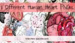 Human Heart PNGs by LadyComma