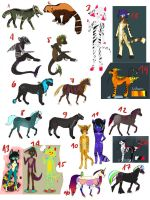 Unsold Adopts 2 by Mustang-ADOPTS