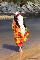 A Bride's Story Cosplay - Leyli at the Aral Sea by GoldenMochi
