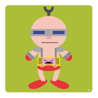 krang by striffle