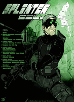 Tom Clancy's Splinter Cell - Tactical Esp. Act. by Cilab