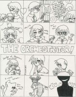 The Orchestrator Cast by anime-oujo