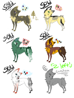 Adopt batch .:points:. by Faustina13
