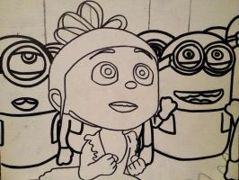 Despicable Me Dance Recital Outline by sampson1721