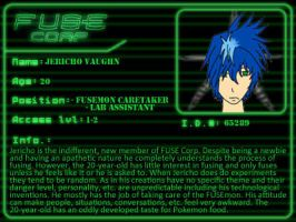 FUSE Corp ID by HeartlessHunter13