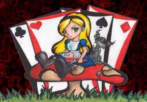 Alice by Sahan