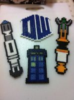 Dr Who by Rayning
