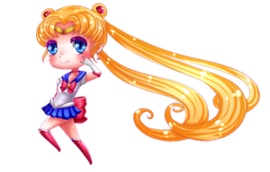 Sailor Moon by Tmis