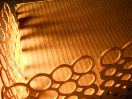 Exploring Materiality and Fabrication: Screens 6 by SpiralAlchemist