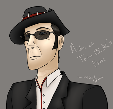 Aiden Blackwood by Laliah