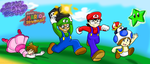 BrainScratchComms: Super Mario 3D World by Xero-J
