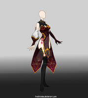 CLOSED // Adoptable Outfit #12 by FreshToxinn