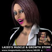 Laizo's Muscle and Growth Store! by Realms-And-Void
