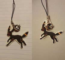 final umbreon charm by suicune