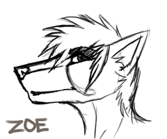 Prize Sketch 3 by Zolarise