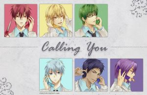 Calling you by chuiyi