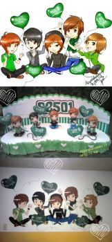 SS501 All work by yuisama