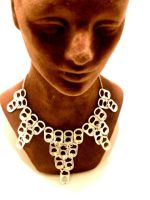 Pop Tab Necklace by AtomicColor