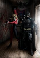 Bat her up. by AndrewDobell