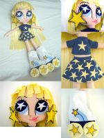 Milky Way Rag Doll by fyre-flye