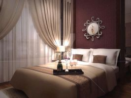 master bed room_revisi 1 by rzart