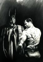 Batman - Alex Ross by YuSePe