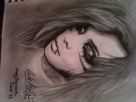 Andy Biersack by chazvasskilljoy