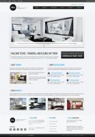 RISE - Premium WordPress Theme by OrangeIdea