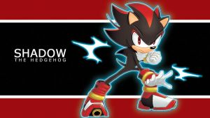 Shadow Sonic Boom Style by SonicManiac23