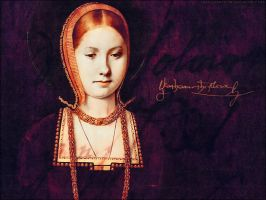 Katherine of Aragon by RafkinsWarning