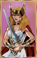 She-Ra by irongiant775