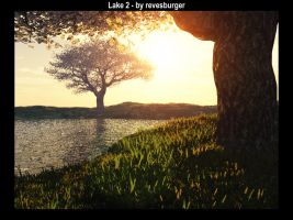 Lake 2 by revesburger