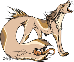 Tailmouth Adoptable 1-(CLOSED) by Amabyllis