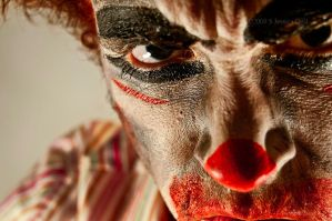 Evil Clown by FotoPhrenzy