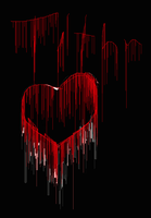 Bloody Heart by Ask-Tith