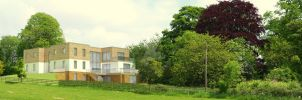 Replacement Dwelling, Somerset by Technohippy