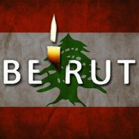 Pray for Beirut by Alexielios