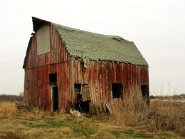 Old Barn by jmasser
