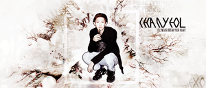 I'LL NEVER BREAK YOUR HEART - CHANYEOL by rinayoong