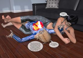 Supergirl It's for your own good! 15 by NightwingDomination