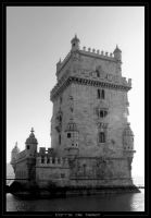Torre de Belem by grevenlx