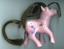 Custom MLP : Krazy Kay Lady ND by marienoire