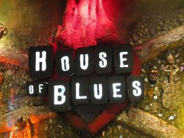 Vegas House of Blues by ce3Design